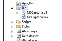 Copy Files To Bin Folder