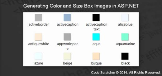 Generating Color and Size Box Images in ASP.NET
