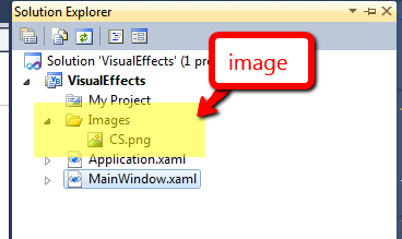 Visual Effects in WPF - Code Scratcher