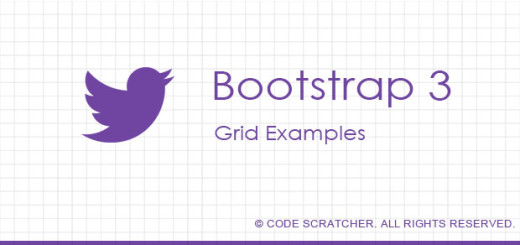 Bootstrap Grid Examples - CODE SCRATCHER
