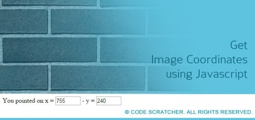 Get Image Coordinates using Javascript - CODE SCRATCHER